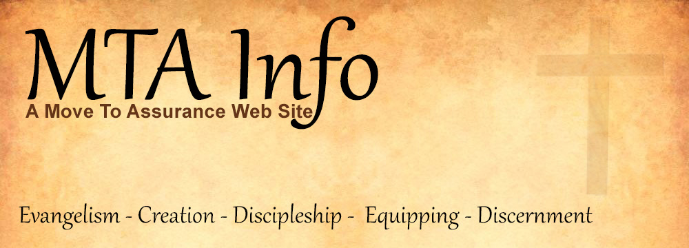 MTA Info - Evangeliscm, Discipleship, Training, Equipping, Leading, Multiplying